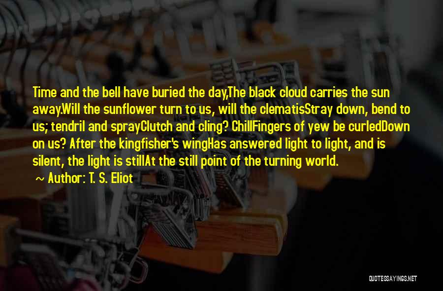Day Wing Quotes By T. S. Eliot