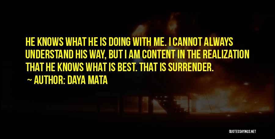 Daya Mata Quotes 403253