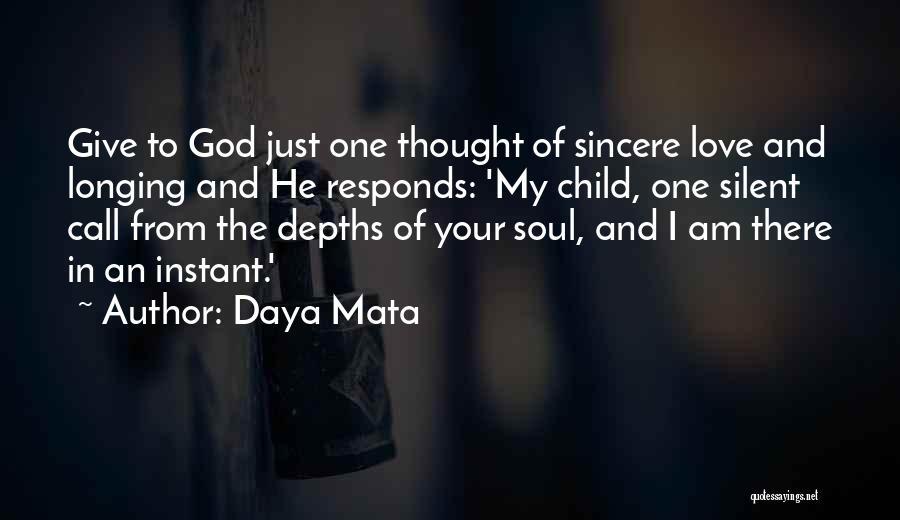 Daya Mata Quotes 616526