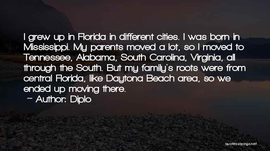 Daytona Beach Quotes By Diplo