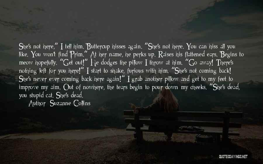 Dead And Stupid Quotes By Suzanne Collins