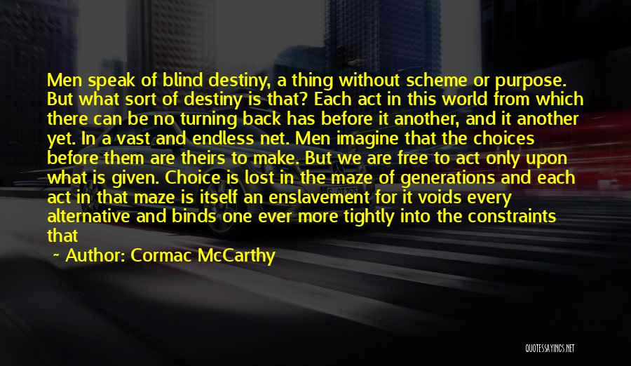 Dead Father In Law Quotes By Cormac McCarthy