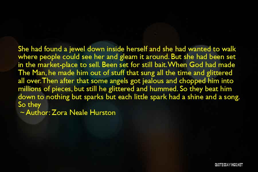Deaf And Dumb Quotes By Zora Neale Hurston