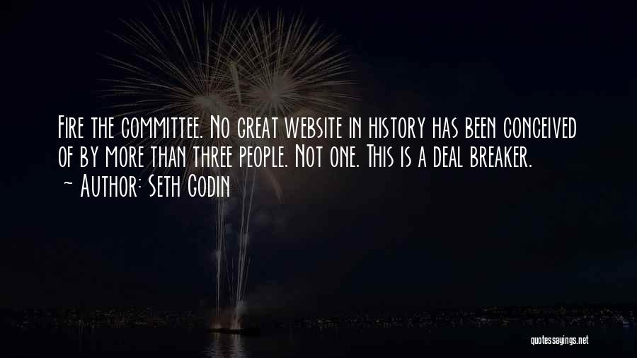 Deal Breaker Quotes By Seth Godin