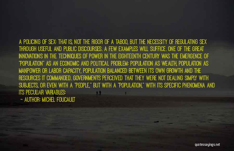 Dealing With Death Quotes By Michel Foucault
