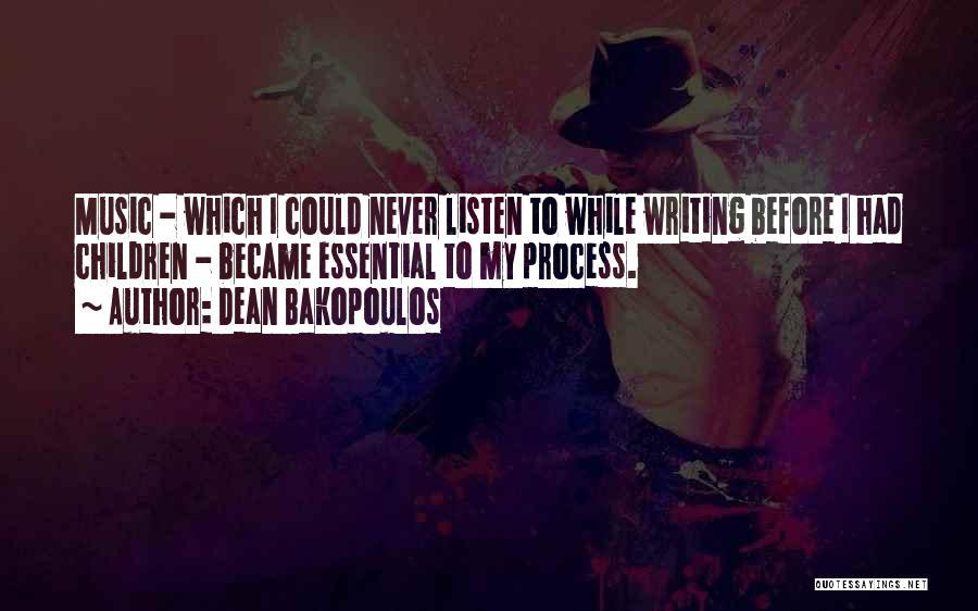 Dean Bakopoulos Quotes 1615644