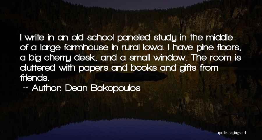 Dean Bakopoulos Quotes 1800912
