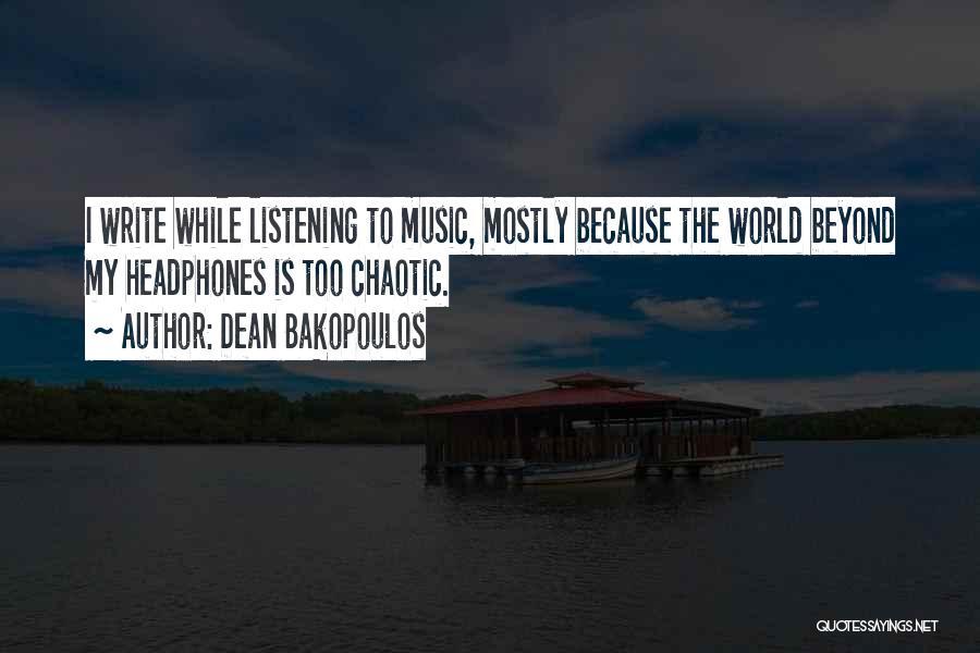 Dean Bakopoulos Quotes 2265998