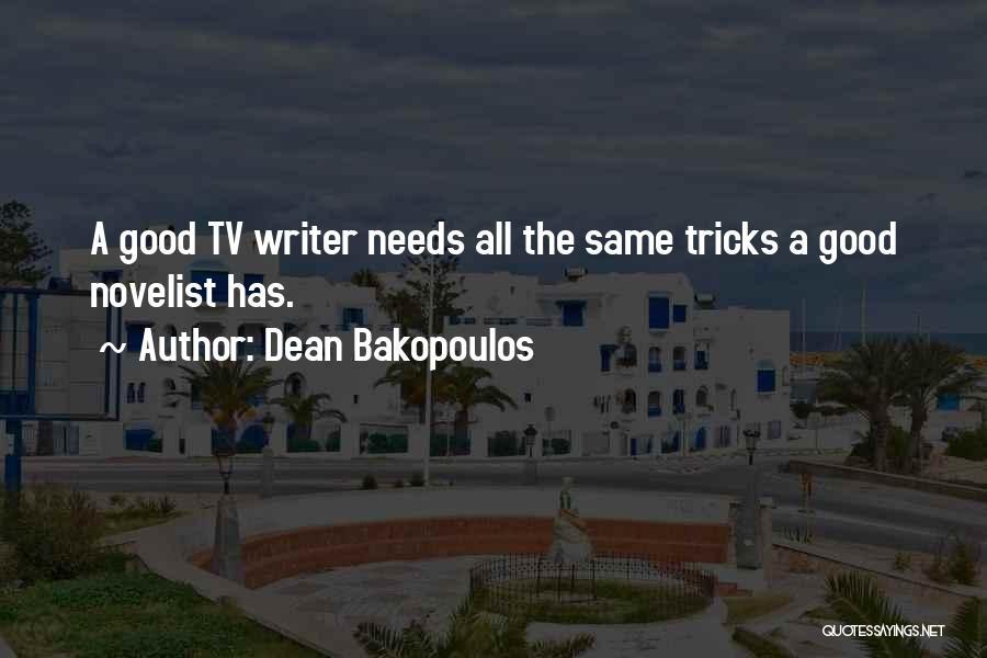 Dean Bakopoulos Quotes 273612