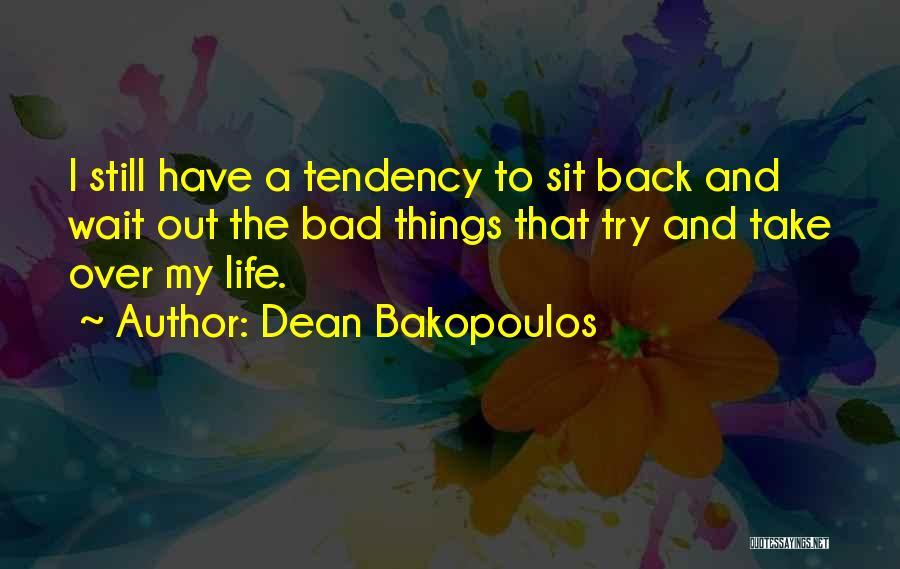 Dean Bakopoulos Quotes 809861
