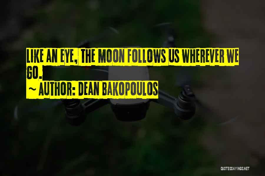 Dean Bakopoulos Quotes 816931
