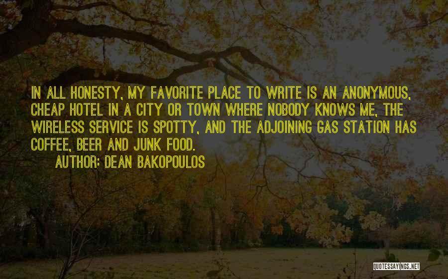 Dean Bakopoulos Quotes 881237