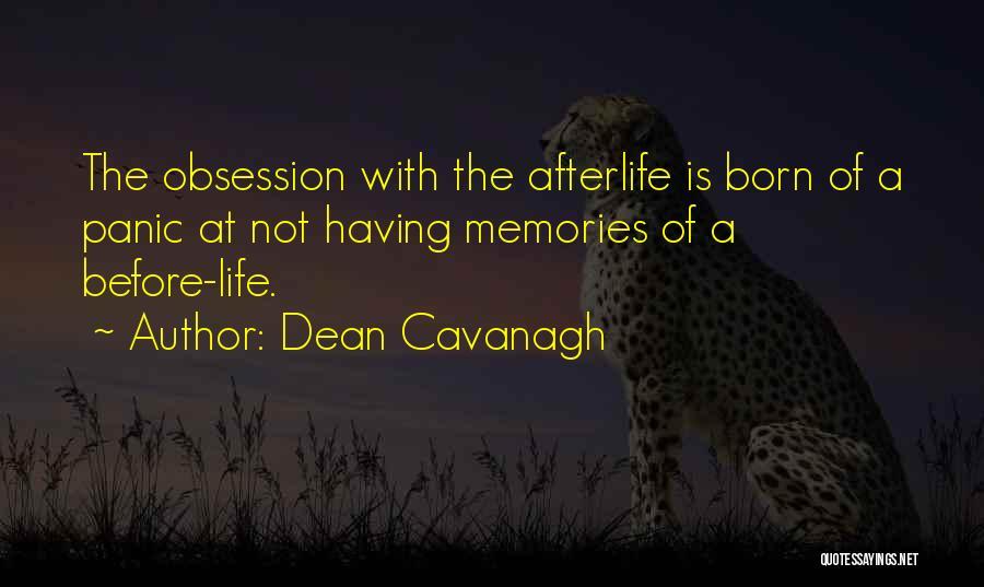 Dean Cavanagh Quotes 1436423
