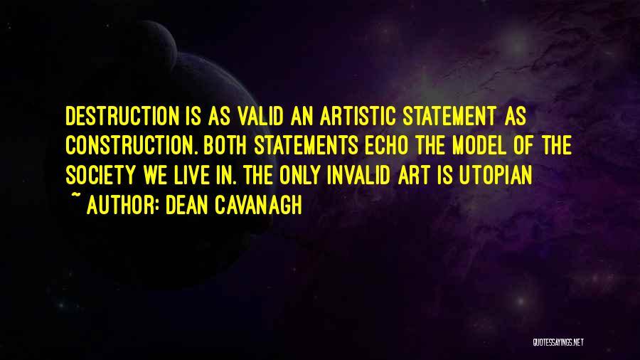 Dean Cavanagh Quotes 1550733
