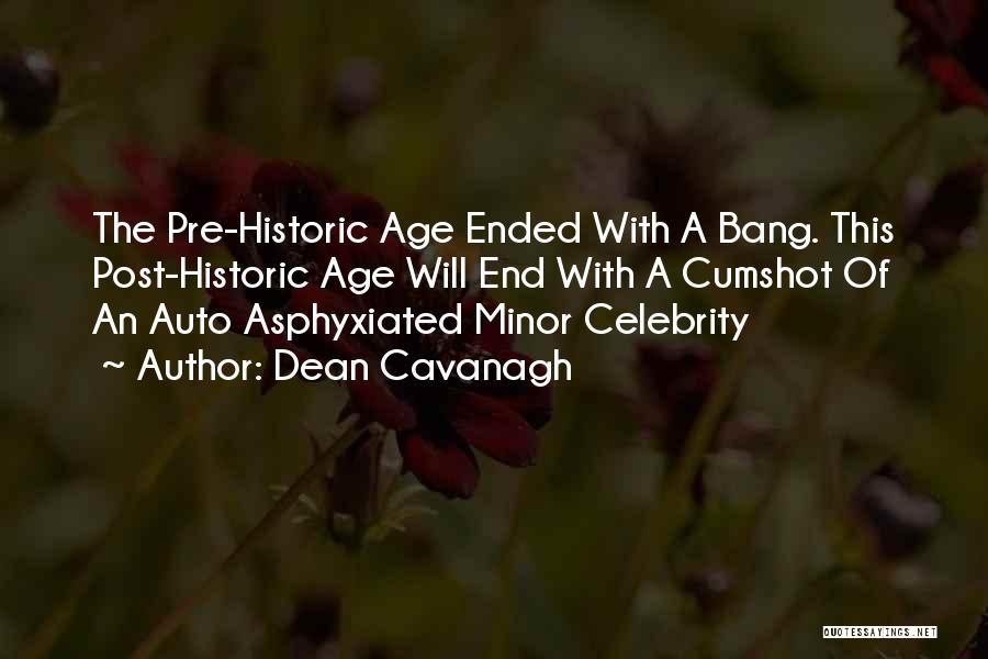 Dean Cavanagh Quotes 1979746