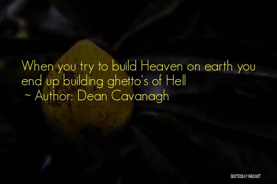 Dean Cavanagh Quotes 2150341