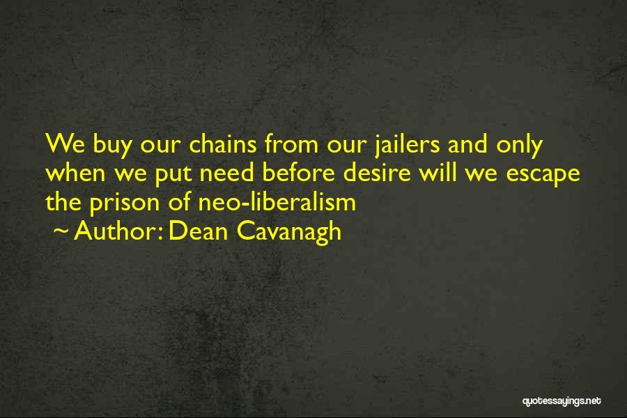 Dean Cavanagh Quotes 2185243