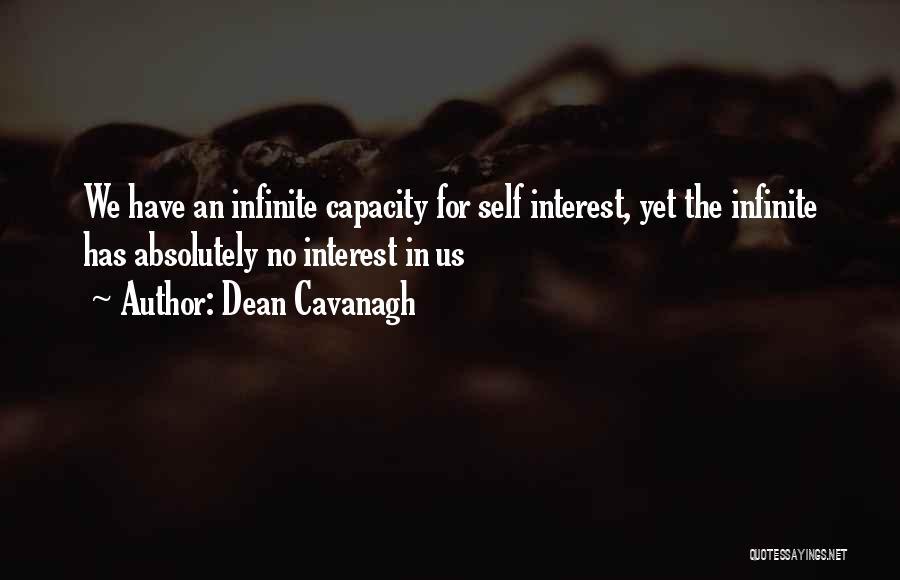 Dean Cavanagh Quotes 542954