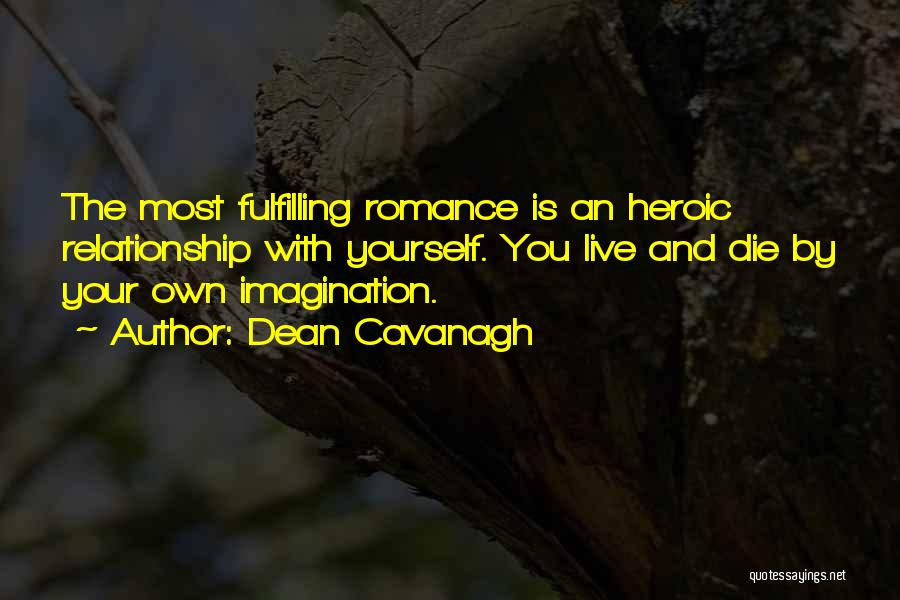 Dean Cavanagh Quotes 617315