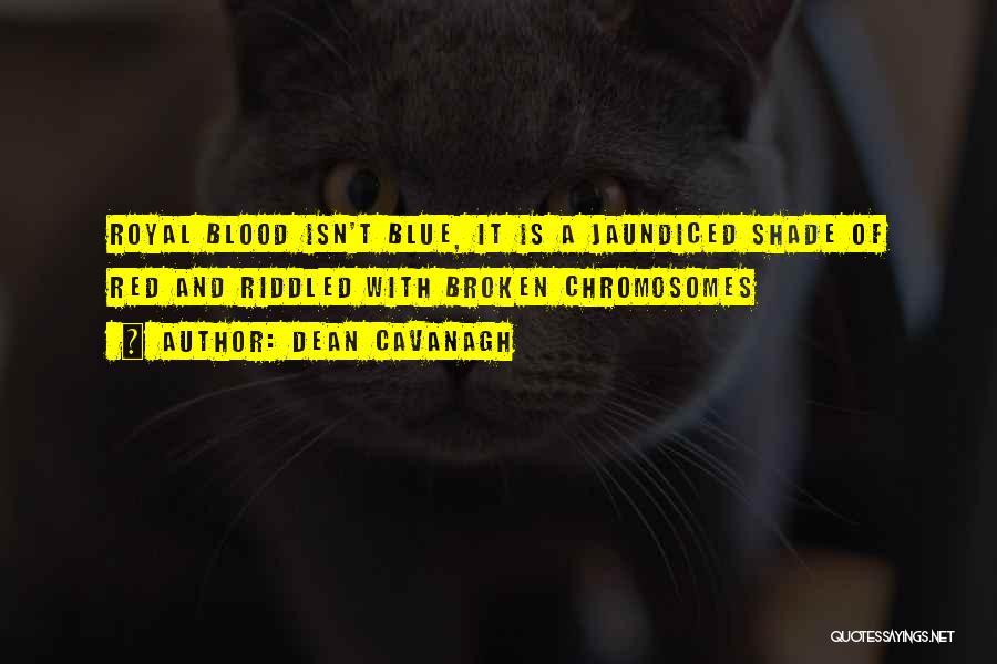 Dean Cavanagh Quotes 653597