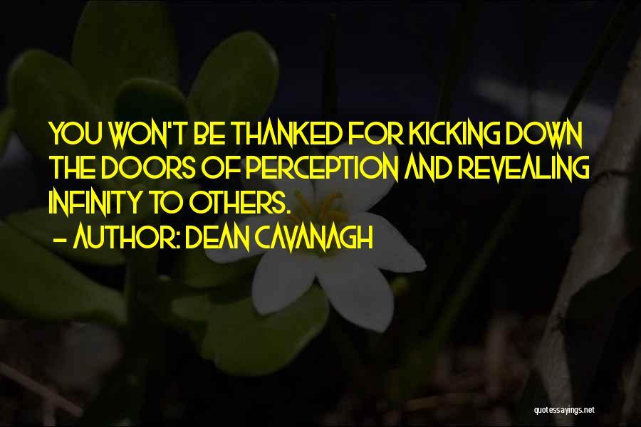 Dean Cavanagh Quotes 659913