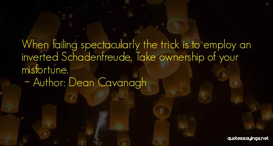 Dean Cavanagh Quotes 848899