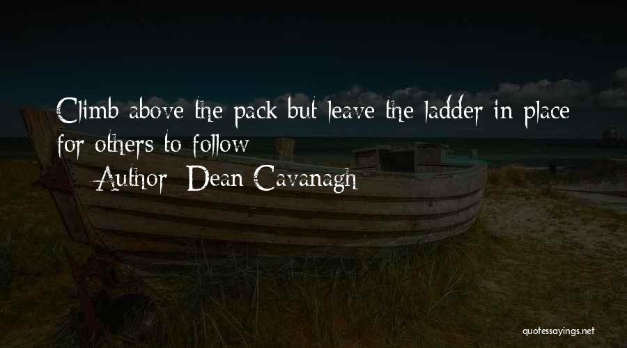 Dean Cavanagh Quotes 867490