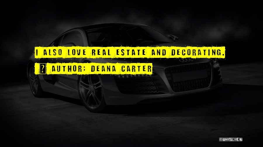Deana Carter Quotes 1124542