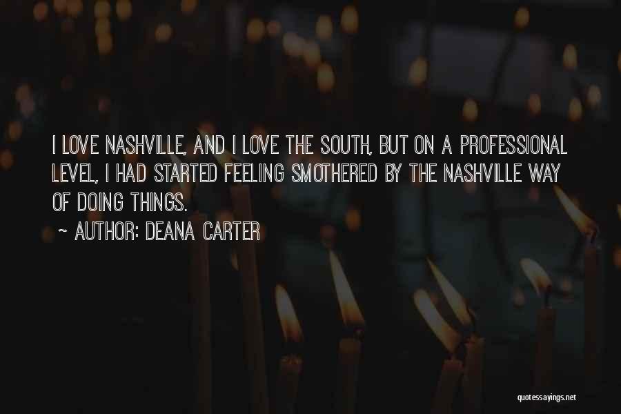 Deana Carter Quotes 1325981