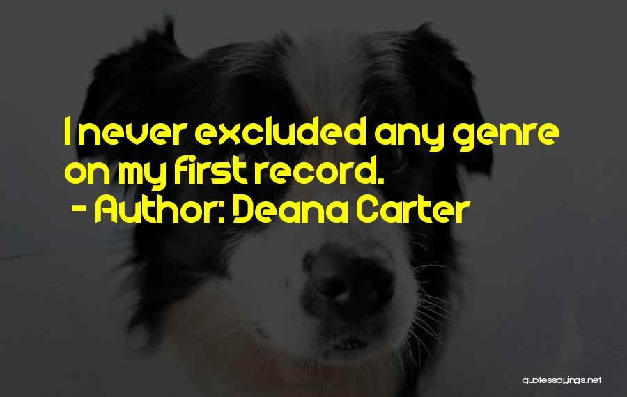 Deana Carter Quotes 1401960