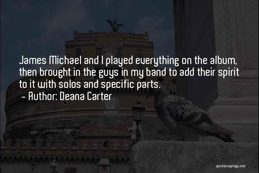 Deana Carter Quotes 1448219