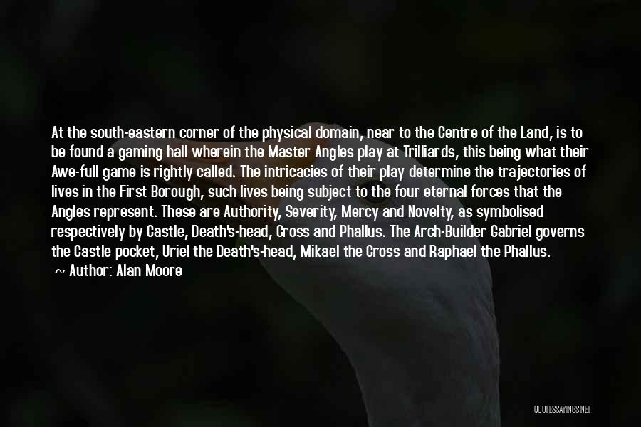 Death Head Quotes By Alan Moore