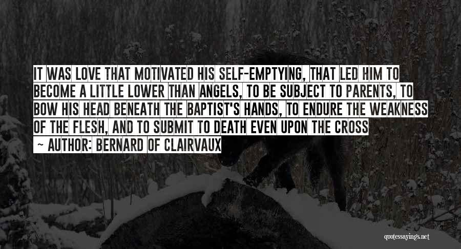 Death Head Quotes By Bernard Of Clairvaux