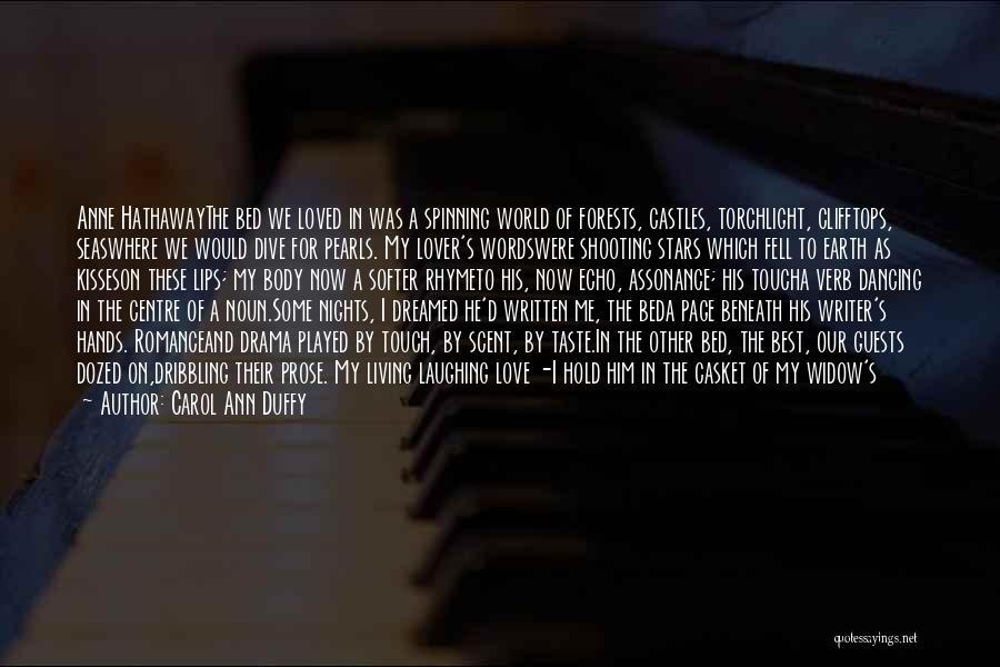 Death Head Quotes By Carol Ann Duffy