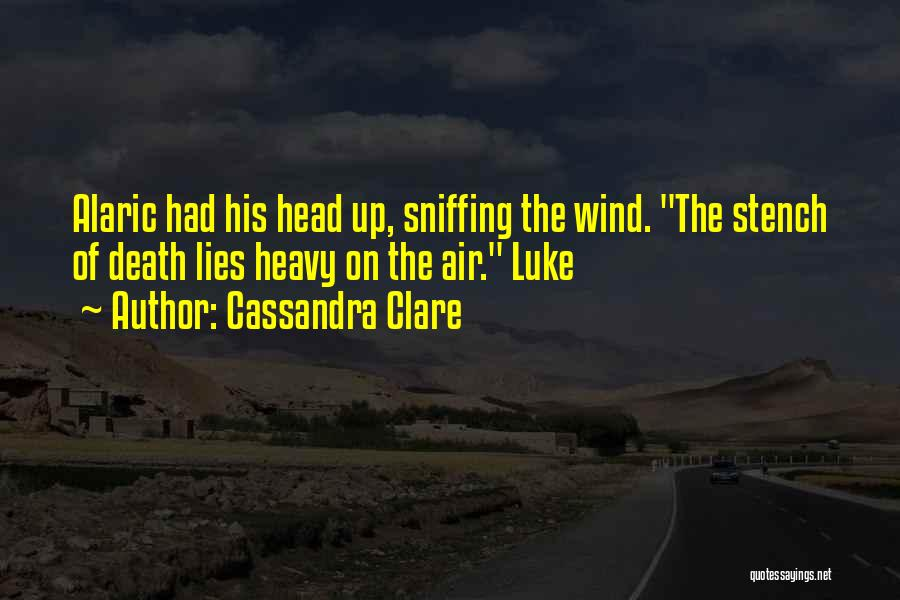 Death Head Quotes By Cassandra Clare