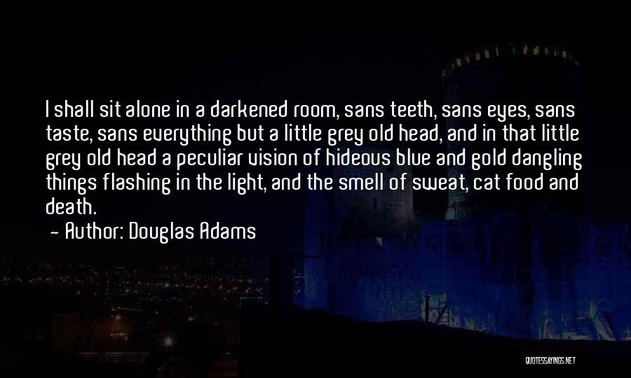 Death Head Quotes By Douglas Adams
