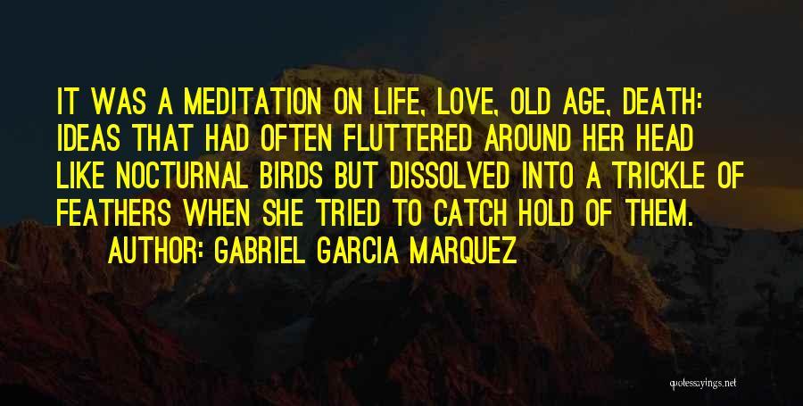 Death Head Quotes By Gabriel Garcia Marquez
