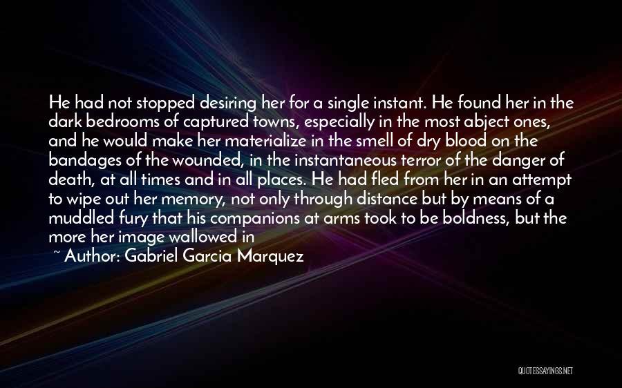 Death In War Quotes By Gabriel Garcia Marquez