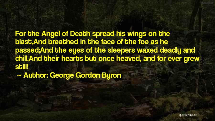 Death In War Quotes By George Gordon Byron