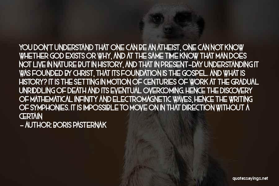 Death Is Certain Quotes By Boris Pasternak