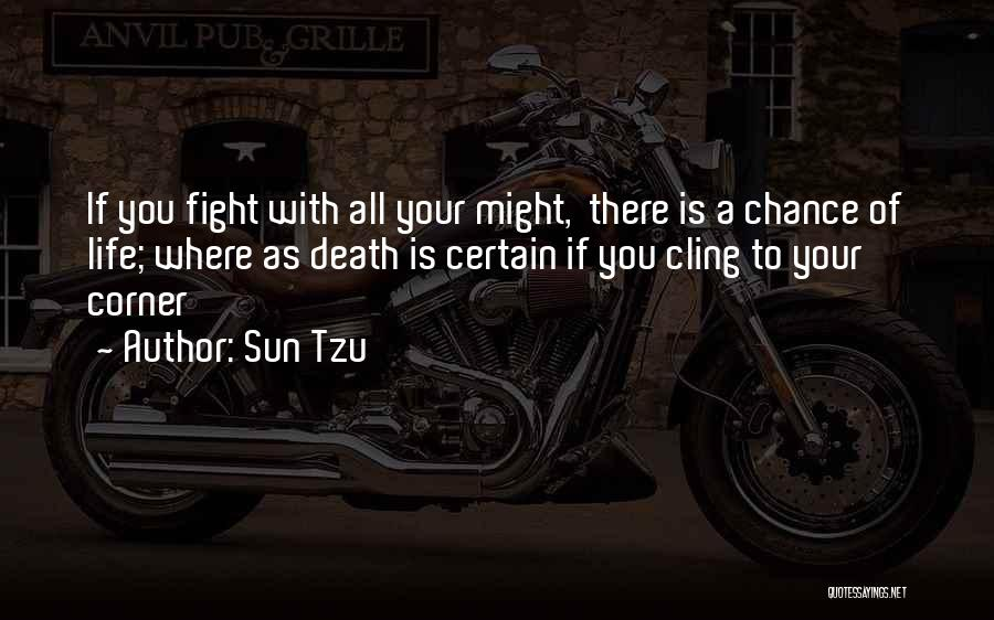 Death Is Certain Quotes By Sun Tzu