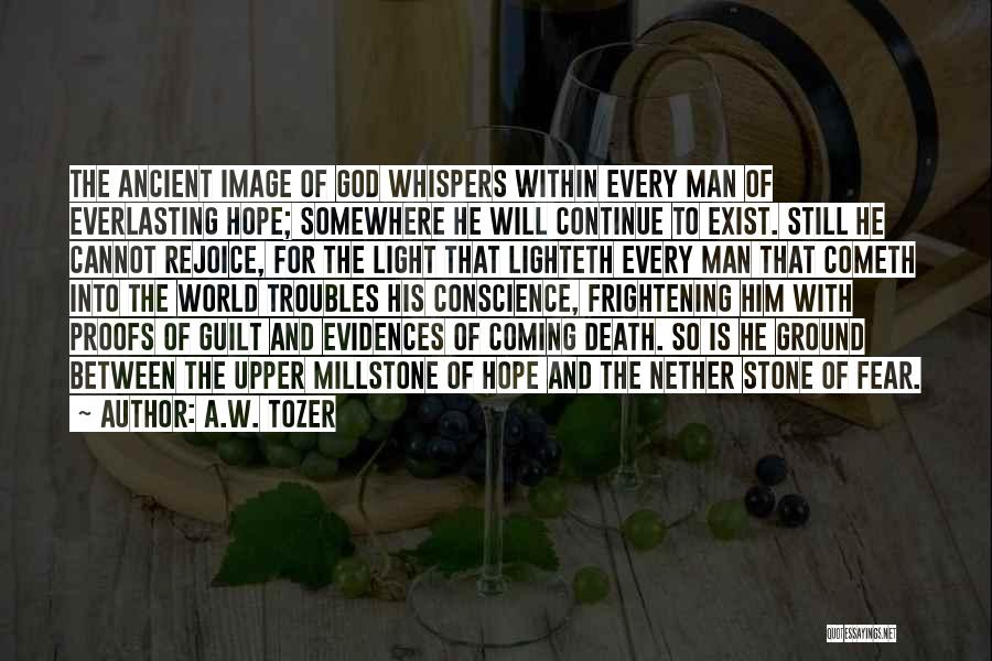 Death Is Coming Quotes By A.W. Tozer