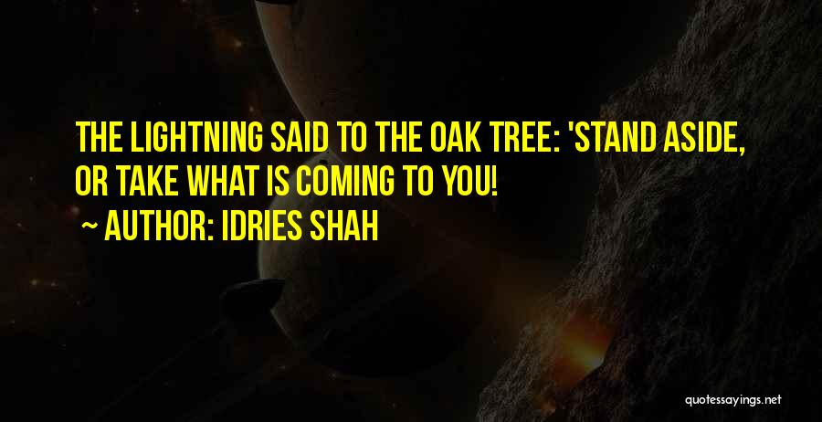 Death Is Coming Quotes By Idries Shah