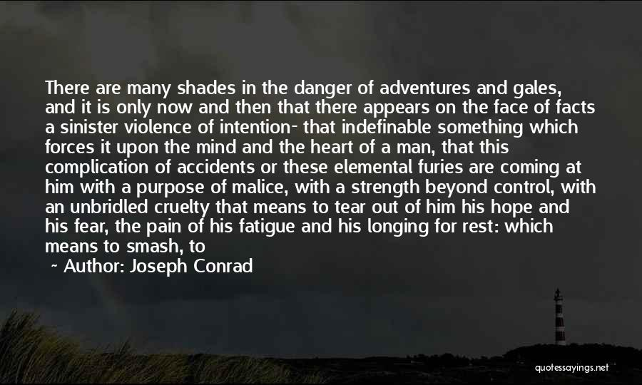 Death Is Coming Quotes By Joseph Conrad