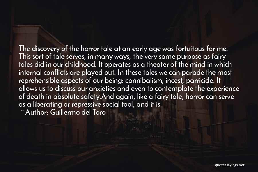 Death Parade Quotes By Guillermo Del Toro