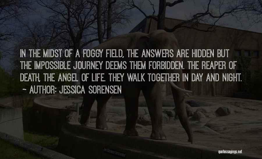 Death Reaper Quotes By Jessica Sorensen