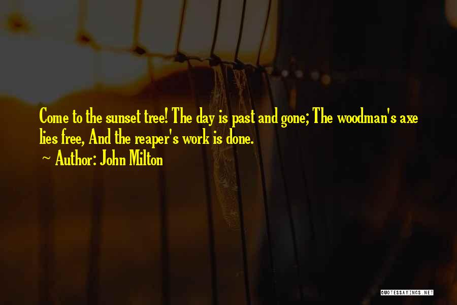 Death Reaper Quotes By John Milton