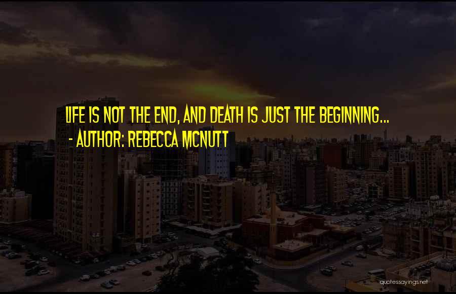 Death Reaper Quotes By Rebecca McNutt