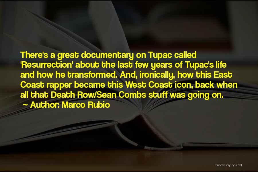 Death Row Last Quotes By Marco Rubio