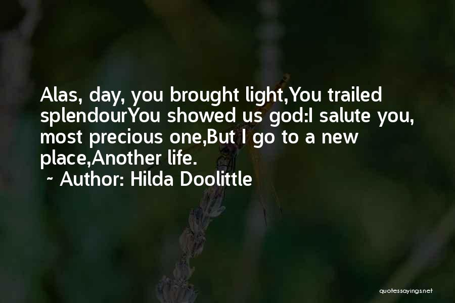 Death Salute Quotes By Hilda Doolittle